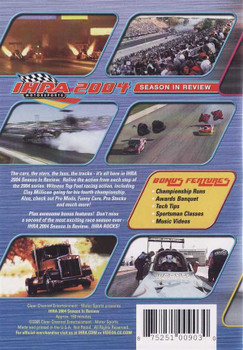 Ihra Motorsports: 2004 Season In Review DVD