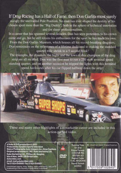 Champion Don Garlits: Profile of a Legend DVD