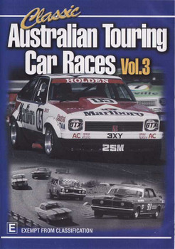Classic Australian Touring Car Races Vol.3 DVD