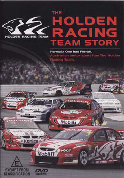 The Holden Racing Team Story DVD