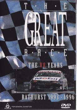 The Great Race: Mount Panorama Bathurst 1993 - 1996 DVD