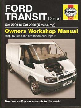 ford transit diesel 2 5l 1986 1999 workshop manual rh automotobookshop com au Ford Transit 2000 Ford Transit Connect