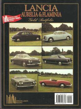 Lancia Aurelia & Flaminia 1950 - 1970 Gold Portfolio