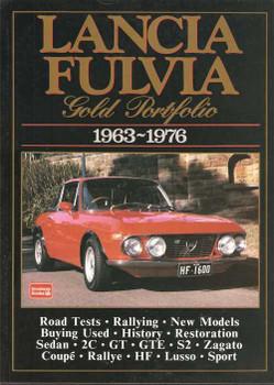 Lancia Fulvia 1963 - 1976 Gold Portfolio