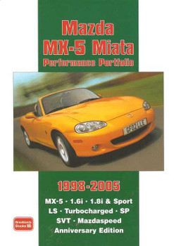 Mazda MX-5 Performance Portfolio 1998 - 2005