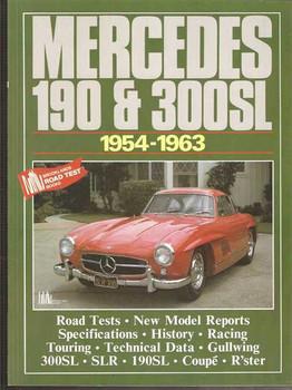 Mercedes 190SL & 300SL 1954 - 1963