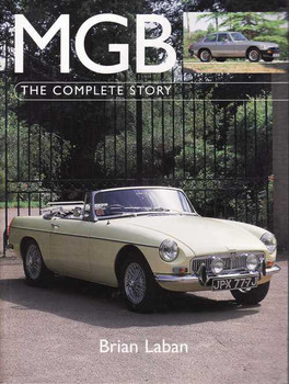 MGB: The Complete Story