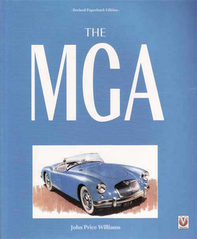 The MGA (Revised paperback edition)