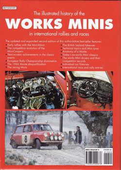 The Illustrated History Of The Works Minis In International Rallies and Races