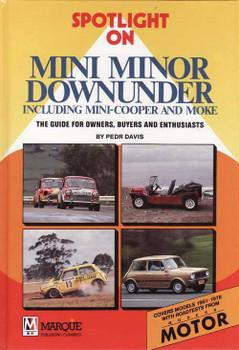 Spotlight On Mini Minor Downunder (including Mini-Cooper and Moke)