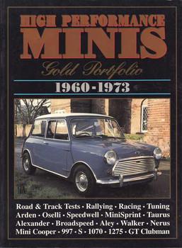 High Performance Minis Gold Portfolio 1960 - 1973