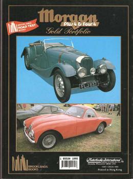 Morgan Plus 4 & Four 4 Gold Portfolio 1936 - 1967