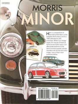 Morris Minor: Exploring The Legend