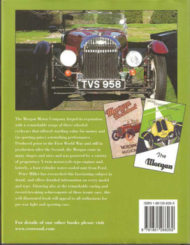 Morgan Three-wheeler: The Complete Story