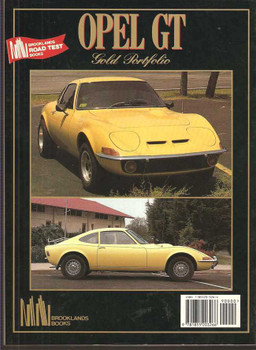 Opel GT Gold Portfolio 1968 - 1973