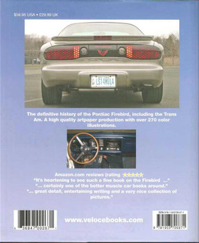 Pontiac Firebird: The Auto - Biography