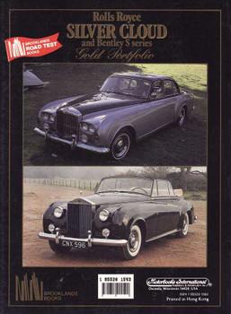 Rolls Royce Silver Cloud & Bentley S Series Gold Portfolio 1955 - 1965