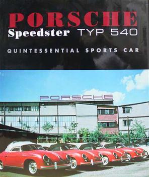 Porsche Speedster TYP 540: Quintessential Sports Car