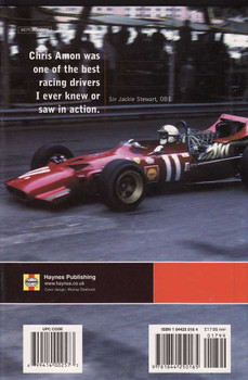 Forza Amon! A Biography Of Chris Amon (Signed By The Author)