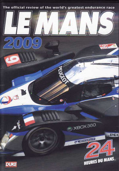 Le Mans 2009: The Official Review of The World's Greatest Endurance Race DVD