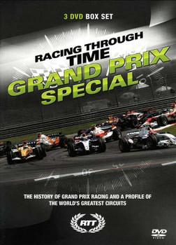 Racing Through Time: Grand Prix Special (3 DVD Box Set)