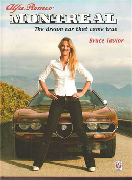 Alfa Romeo Montreal: The Dream Car That Came True