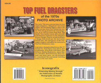 Top Fuel Dragsters Of The 1970s Photo Archive