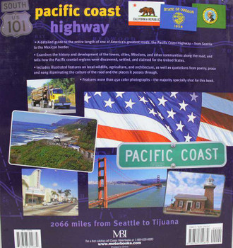 Pacific Coast: 2066 Miles From Seattle To Tijuana