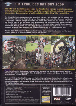 FIM Trial Des Nations 2009 DVD