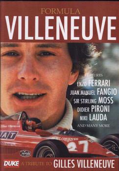 Formula Villeneuve DVD