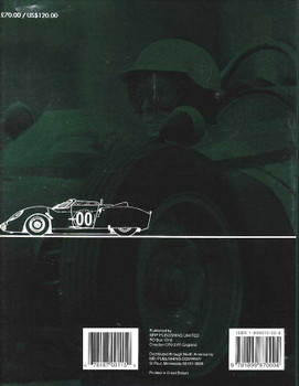 BRM The Saga of British Racing Motors Volume 2: Spaceframe Cars 1959 - 1965