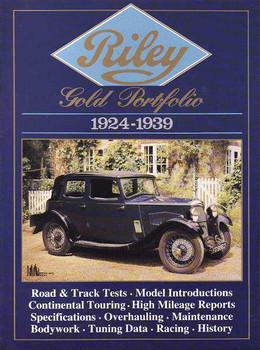 Riley Gold Portfolio 1924 - 1939