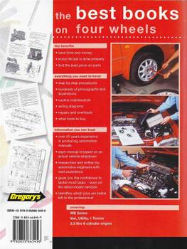 Holden Commercials WB Series 1980 - 1985 Workshop Manual