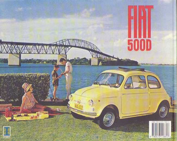 Bambina The Fiat 500 in New Zealand