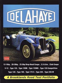 Delahaye: A Brooklands Road Test Portfolio