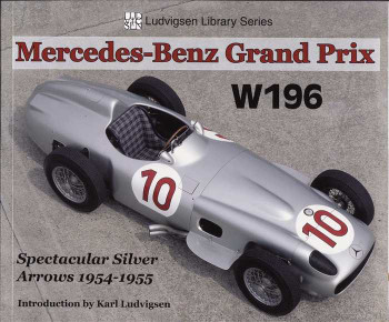 Mercedes-Benz Grand Prix W196 Silver Arrows 1954 - 1955