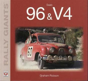Saab 96 and V4 (Rally Giants Series)