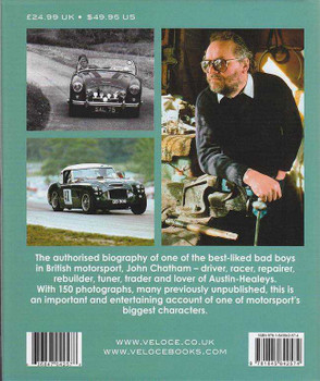 The Official Biography Of John Chatham - Mr Big Healey