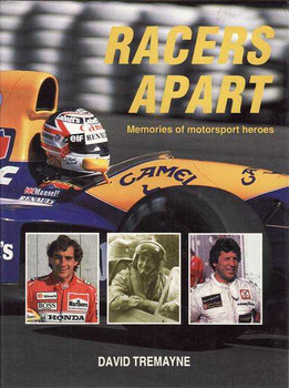 Racers Apart: Memories of Motorsport Heroes