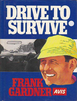 Drive To Survive (signed by the author)