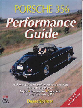 Porsche 356 Performance Guide (Updated Second Edition)