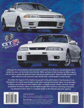 Nissan Skyline GT-R: The Ultimate Japanese Supercar