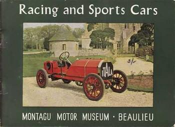 Racing and Sports Cars: The Montague Motor Museum, Beaulieu