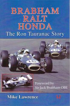 Brabham Ralt Honda The Ron Tauranac Story (Signed)