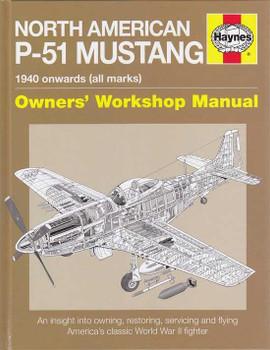 North American P-51 Mustang Owners' Workshop Manual