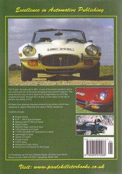All About The Jaguar E-Type