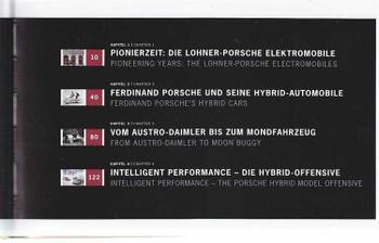 Ferdinand Porsche Hybrid Automobile Pioneer