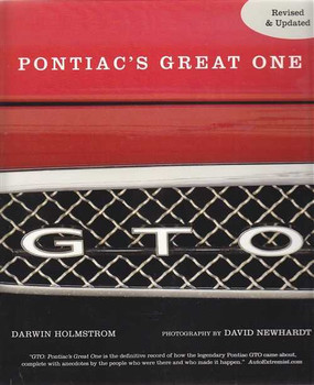 GTO: Pontiac's Great One (updated edition)