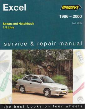 hyundai elantra lantra 1996 2010 workshop manual rh automotobookshop com au Hyundai Excel Hatchback 2003 hyundai accent repair manual