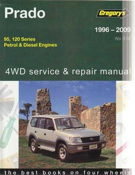 toyota prado 1996 2008 petrol amp diesel workshop manual rh automotobookshop com au Toyota Land Cruiser Prado 2018 Toyota Fortuner